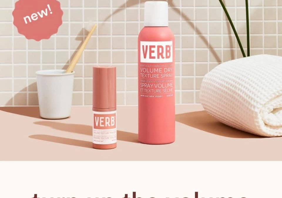 Verb- New Products